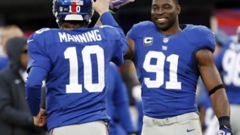 NFL Mid-Season Recap: New York Giants