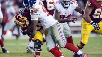 NFL 3/4 Season Recap: New York Giants