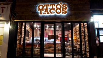 Otto's Tacos: Finally. Real Tacos to NYC
