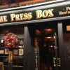 The Press Box – Midtown East: Drink Here Now