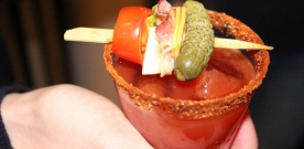 L'Apicio Unleashes Merry Bloody Mary Festival