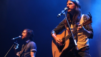 The Avett Brothers, Old Crow Medicine Show Bring Brooklyn Down South