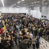 More than 70 'Choice Eats' Crowd Basketball City for the Village Voice