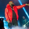 Rick Ross Brings Oversized Swag and Friends to Times Square
