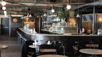 Spritzenhaus 33 – Greenpoint: Drink Here Now
