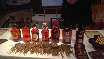 Whisky Live Brings Drinkers of All Styles to Pier Sixty