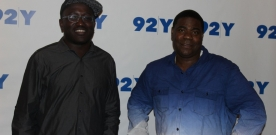 "Tracy Morgan, Comedy's ""Bona Fide"" Funnyman at 92Y"
