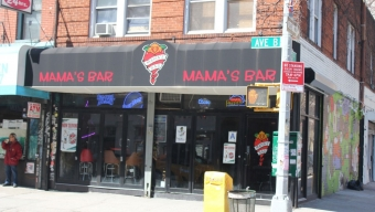 Mama's Bar – East Village: Drink Here Now