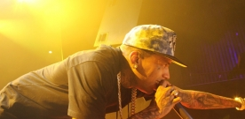 Kid Ink Clouds a Sold Out Irving Plaza