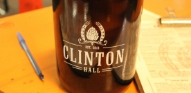 Clinton Hall – Financial District: Drink Here Now