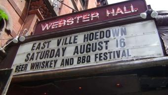 East Ville Hoedown a Hoot at Webster Hall