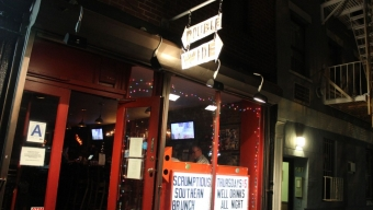 Double Wide- East Village: Drink Here Now