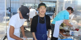 """Taste Talks Brings Out """"All-Stars"""" to BBQ"""