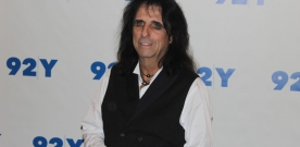 """Super Duper"" Alice Cooper Rocks a Q&A at 92Y"