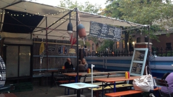 The Gowanus Yacht Club- Carroll Gardens : Drink Here Now