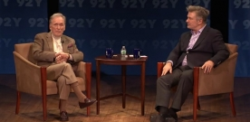 Alec Baldwin and Dick Cavett Get 'Brief' at 92Y
