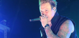 Papa Roach & Seether Share Spotlight at Terminal 5