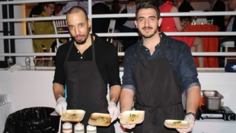Chefs and Dancers Emerge at 11th Annual 'Tap and Tapas'