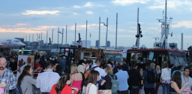 'Choice Streets' Trucks onto The Intrepid