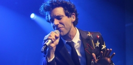 MIKA Brings Pageantry to Pop at Webster Hall