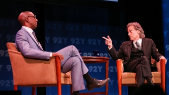 JB Smoove and Richard Lewis in a 'Curb' Reunion at 92Y