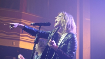 Halestorm Raises Hell at Sold Out Webster Hall Show