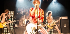 The Darkness Lights Up New York City at Irving Plaza