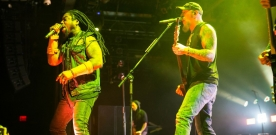 Sevendust Scorches Playstation Theater