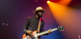 Gary Clark Jr. Oozes Cool at Webster Hall