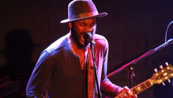 Gary Clark Jr. Hits Bowery Ballroom By Way of Gov Ball