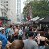 Cue Reigns Supreme at Big Apple Block Party