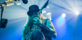 Zakk Attack: Wylde Takes on Webster