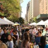 Clouds Part for Taste of Gramercy Neighborhood