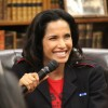 Padma Lakshmi Talks New 'Encyclopedia' at Strand Books