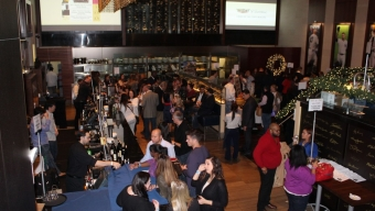 NYC Autumn Wine Festival Hits Midtown