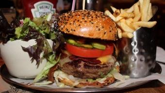 Don't Think Too Hard at Burger & Lobster