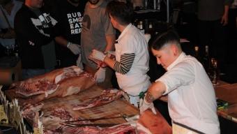 Swine, The Williamsburg Winner at COCHON555