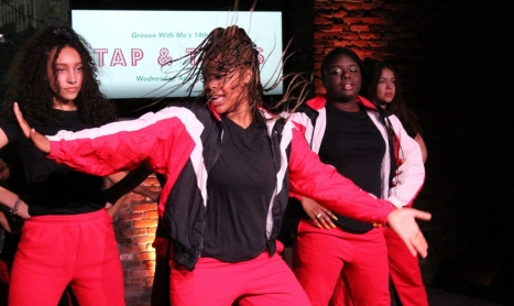 Hitting All the Right 'Grooves' at Tap and Tapas