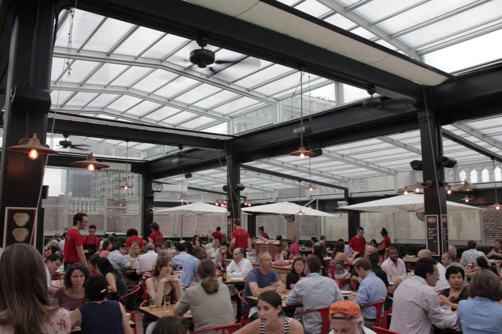 Birreria Eataly Introduces New York S Newest Beer Garden