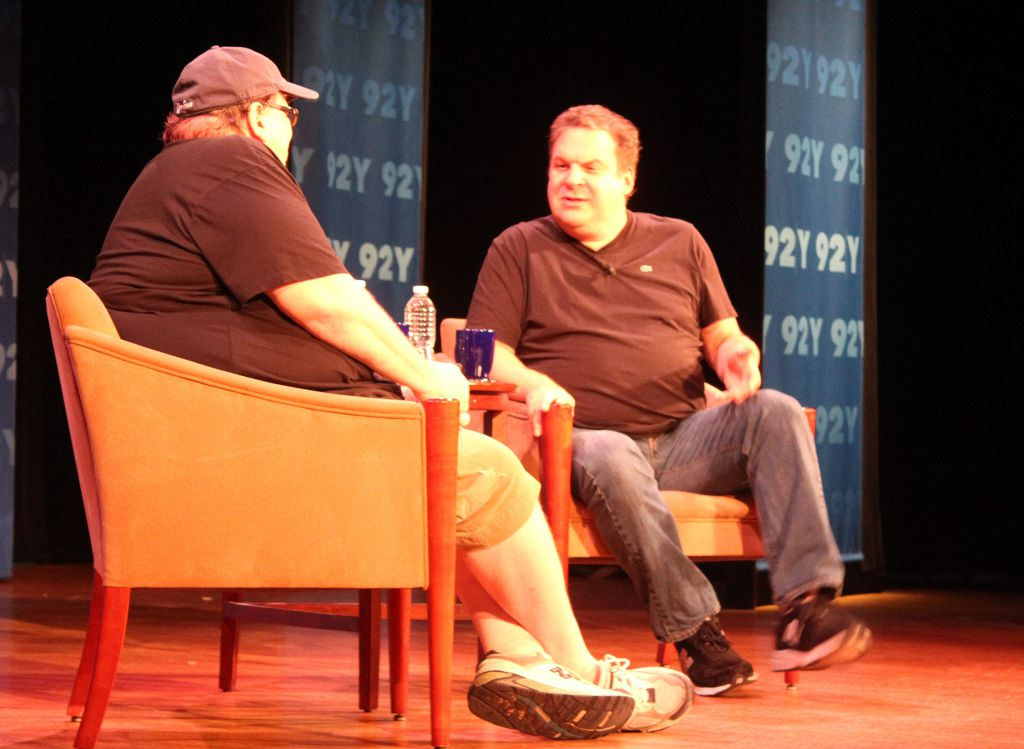 Jeff Garlin Talks New Season of Curb, Losing Virginity