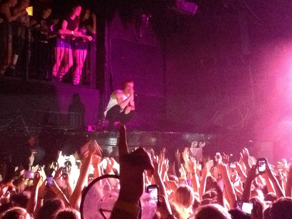 the maine at irving plaza: a localbozo concert review | localbozo