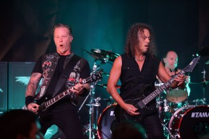 SiriusXM Presents Metallica Live At The Apollo Theater