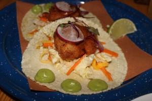 The Black Ant - Tacos Enchapullinados ($14)
