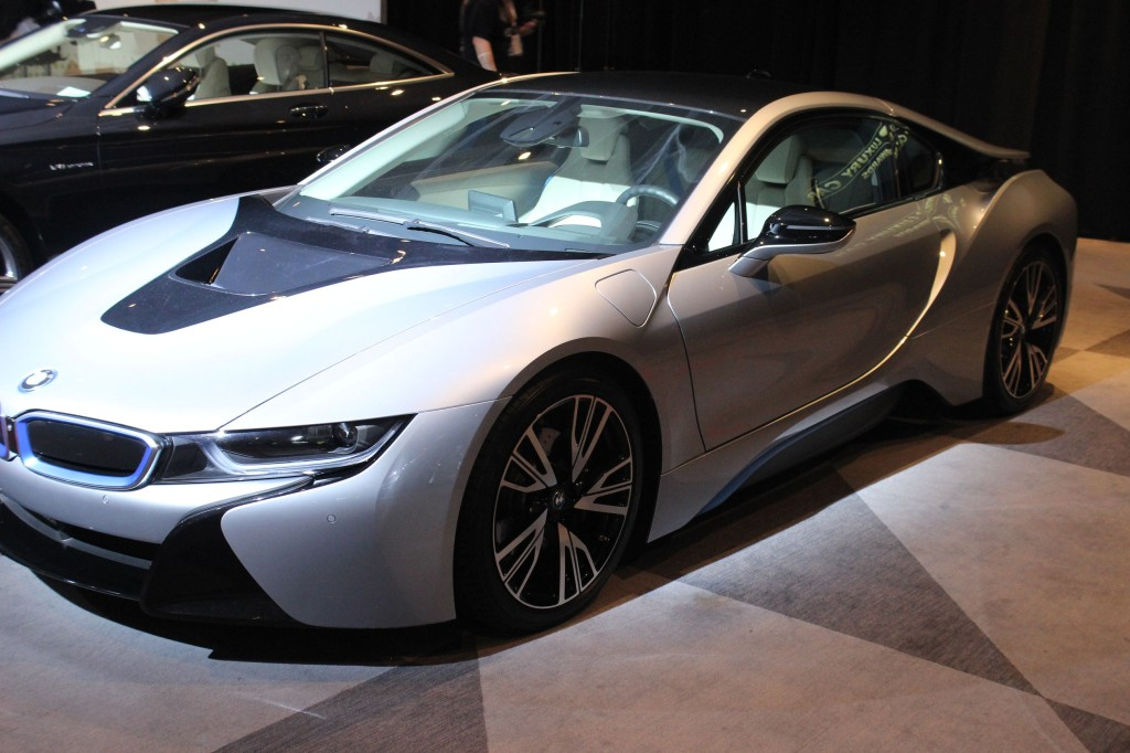 The New York International Auto Show Returns This Weekend - Javits car show