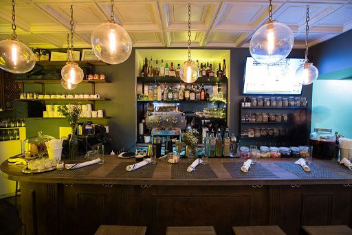 Blue Dog Kitchen Bar Casually Charming in Hells Kitchen LocalBozo